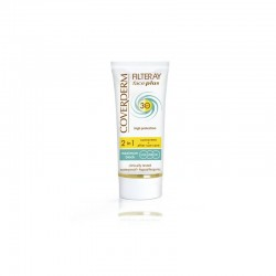 Coverderm Filteray Face Plus 2 in 1 Sunscreen & After Sun Care Normal Skin SPF30 50ml