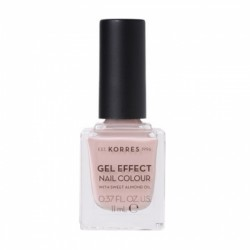 Korres Gel Effect Nail Colour 32 Cocoa Sand 11ml