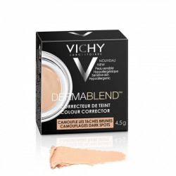 Vichy Dermablend Colour Corrector Camouflages Dark Spots Apricot 4,5g