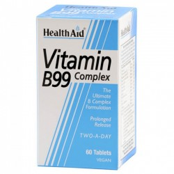 Health Aid B99 Complex Prolonged Release Tablets 60