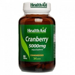 Health Aid Cranberry Extract Tablets 60