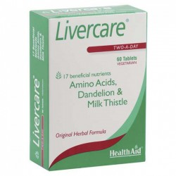Health Aid Liver Care Tablets 60 Blister