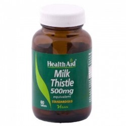 Health Aid Milk Thistle Seed Extract Tablets 30